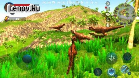 Velociraptor Simulator v 1.0.2 (Mod Money)
