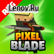 Pixel Blade Arena : Idle action RPG v 1.7.2 Mod (Free Shopping)