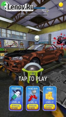 Car Mechanic v 1.1.2 (Mod Money/Unlocked)