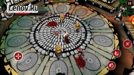 Revenge of samurai warrior v 2.6 Mod (God Mode/Unlimited Karma Points/Enemy Can't Attack)
