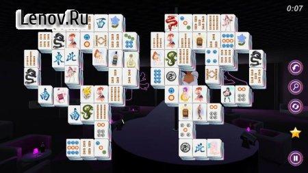 Mahjong Strip Club (18+) v 1.0.10 Mod (Gems dosnt decrease/Gems gain everytime 50)