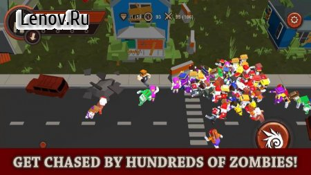 Zombie Behind Me: Zombie Runner v 3.0.3 (Mod Money)