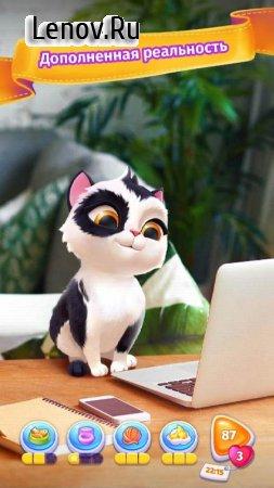 My Cat - Virtual Pet | Tamagotchi kitten simulator v 1.1.8 (Mod Money/Unlocked/No ads)