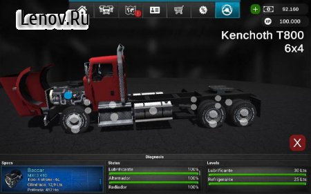 Grand Truck Simulator 2 v 1.0.27e (Mod Money)