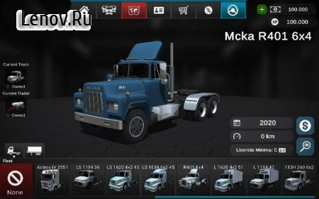 Grand Truck Simulator 2 v 1.0.28n (Mod Money)