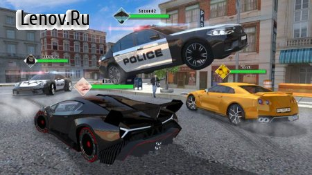 City Crime Online v 1.5.3 (Mod Money)