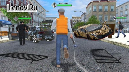 City Crime Online v 1.5.4 (Mod Money)
