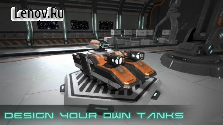 Clash of Tanks: Mech Battle v 0.3.81 (Mod Money)