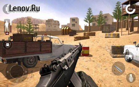 Modern Gun Strike : Counter Shooting Games v 1.0.4 Mod (Unlimited money/No ads)