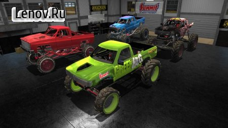 Trucks Off Road v 1.3.20552 Mod (Unlimited gold coins)