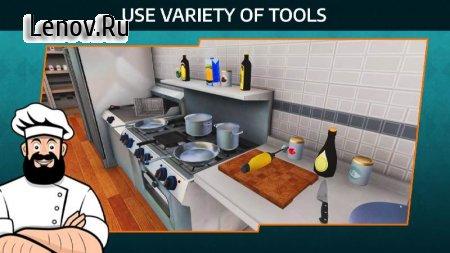 Cooking Simulator Mobile v 1.93 Mod (Unlimited Diamonds)