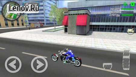 Dollar hero : Grand Vegas Police v 1.0.3 (Mod Money)