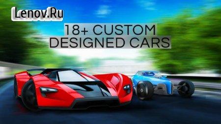 OverRed Racing - Single Player Racer v 38 (Mod Money)