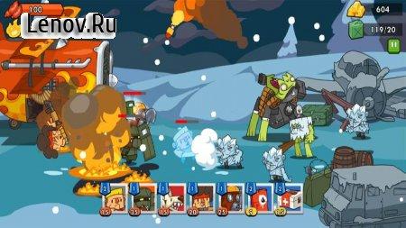 Zombie Defense 2: Offline TD Games v 0.8.4 Mod (A lot of money)