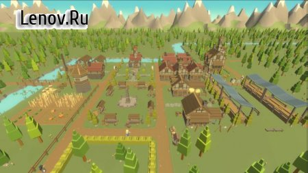 Idle Realm Builder v 1 Mod (Lots of crystals)