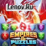 Empires & Puzzles: RPG Quest v 31.0.3 (GOD MOD)