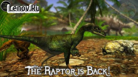 Ultimate Raptor Simulator 2 v 1 (Menu mod)