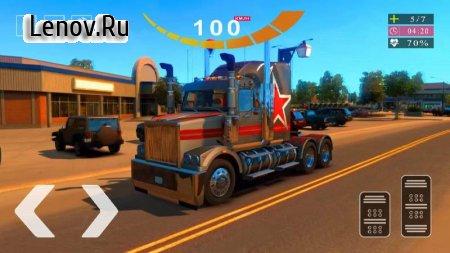 American Truck Simulator 2020 v 1.0 Mod (Free Shopping)