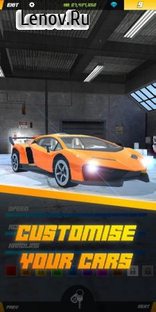 Drift Worlds Real Life Drifting, Arcade Racing v 3.3 (Mod Money/No ads)
