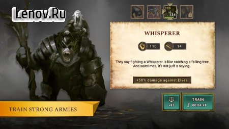 Arkheim – Realms at War: The MMO Strategy War Game v 1.3.5 Mod (No ads)