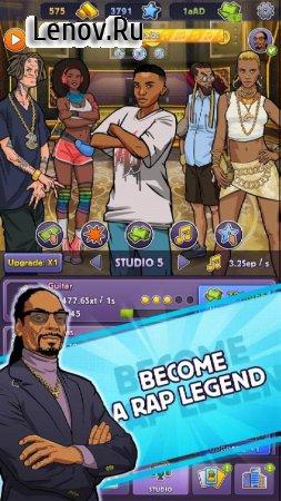 Snoop Dogg's Rap Empire v 1.8 (Menu mod/Unlimited money)