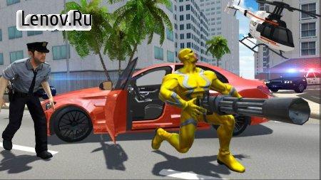 Hero Crime Simulator v 1.05 (Mod Money)
