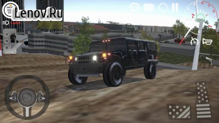 Fast&Grand - Multiplayer Car Driving Simulator v 5.2.23 Mod (A lot of gold coins)
