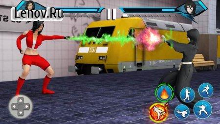 Karate king Fighting 2020: Super Kung Fu Fight v 1.9.6 Mod (Unlimited gold coins)