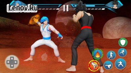 Karate king Fighting 2020: Super Kung Fu Fight v 1.4.8 Mod (Unlimited gold coins)