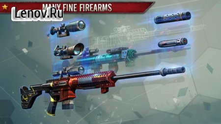 Death Shooter 3 : contract killer v 1.2.26 Mod (A lot of gold coins)