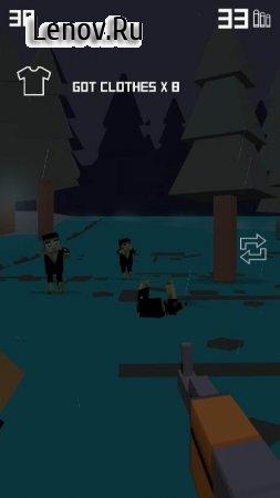 Zombie War Survivor : Forest of the Walking Dead v 1.7 Mod (gold coins/bullets/grenades)