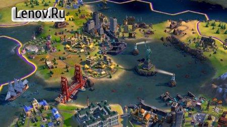 Civilization VI v 1.2.0 Mod (Unlocked)