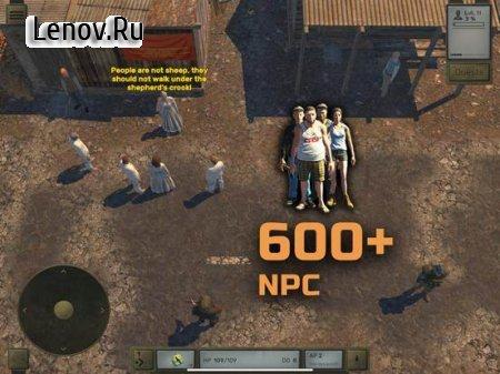 ATOM RPG v 1.20.3 Mod (Unlocked)