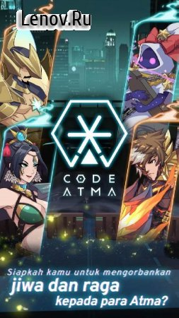 Code Atma 0.89.01 Mod (CAMPAIGN: Enemy Lvl 1)