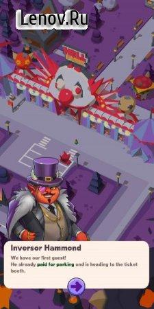 Hell Park - Tycoon Simulator v 0.0.25 (Mod Money/No Ads)