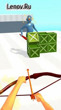Archer Hero 3D v 1.4.0 Mod (Skip the level without ads)