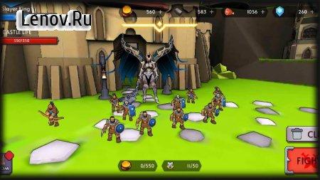 Epic Fantasy Battle Simulator - Kingdom Defense 3D v 0.7.3.6 Mod (No Ads)
