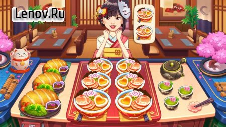 Cooking Master :Fever Chef Restaurant Cooking Game v 1.51 Mod (A lot of diamonds/gold coins)