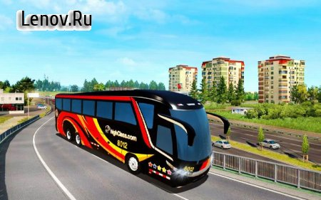City Coach Bus Driving Simulator 3D: City Bus Game v 1.0 (Mod Money/Unlocked/No Ads)