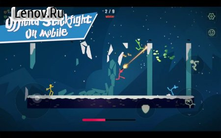 Stick Fight: The Game Mobile v 1.4.25.43099 (MOD Menu/One Hit Kill & More)