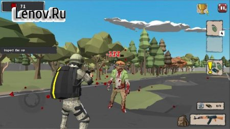 Zombie Hunter Shooter Survival v 1.0.17 (Mod Money)