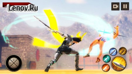 Samurai Ninja Warrior - Sword Fighting Games 2020 v 1.0.2 Mod (Unlimited Money)