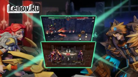 SoulEater: Ultimate control fighting action game! v 1.24 Mod (DAMAGE/DEFENCE MULTIPLE)