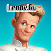 Gordon Ramsay: Chef Blast v 1.0.6 Mod (Many lives/moves)