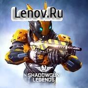 Shadowgun Legends v 1.1.0 Mod (God Mode/Unlimited Ammo/No Overheat)