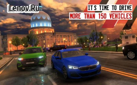 Driving School Sim v 2.1.0 (Mod Money)