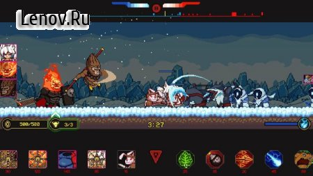 Monsters War: Epic TD Strategy Offline Games v 1.0.7 Mod (A lot of money)