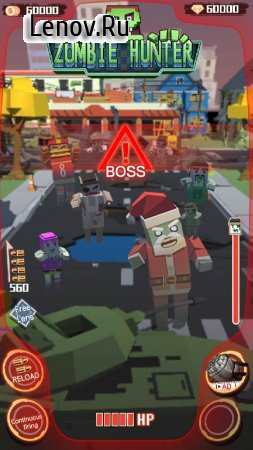 Zombie Invade Apocalypse Survival shooting game v 1.0.8 (Mod Money)