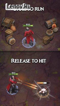 Monster Killer Pro - Assassin, Archer Hero Shooter v 0.30.0.299 Mod (Unlimited Money/Gems)