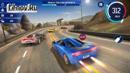 Racing Car Racing: Driving Simulator v 2.1 (Mod Money)